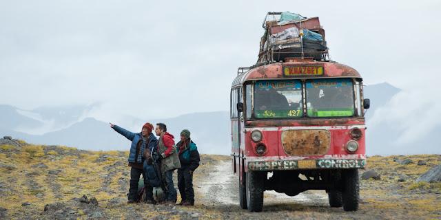Walter Mitty viajando por el mundo para encontrar el negativo perdido