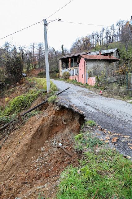 frazione oberti val corsaglia alluvione frana 2016