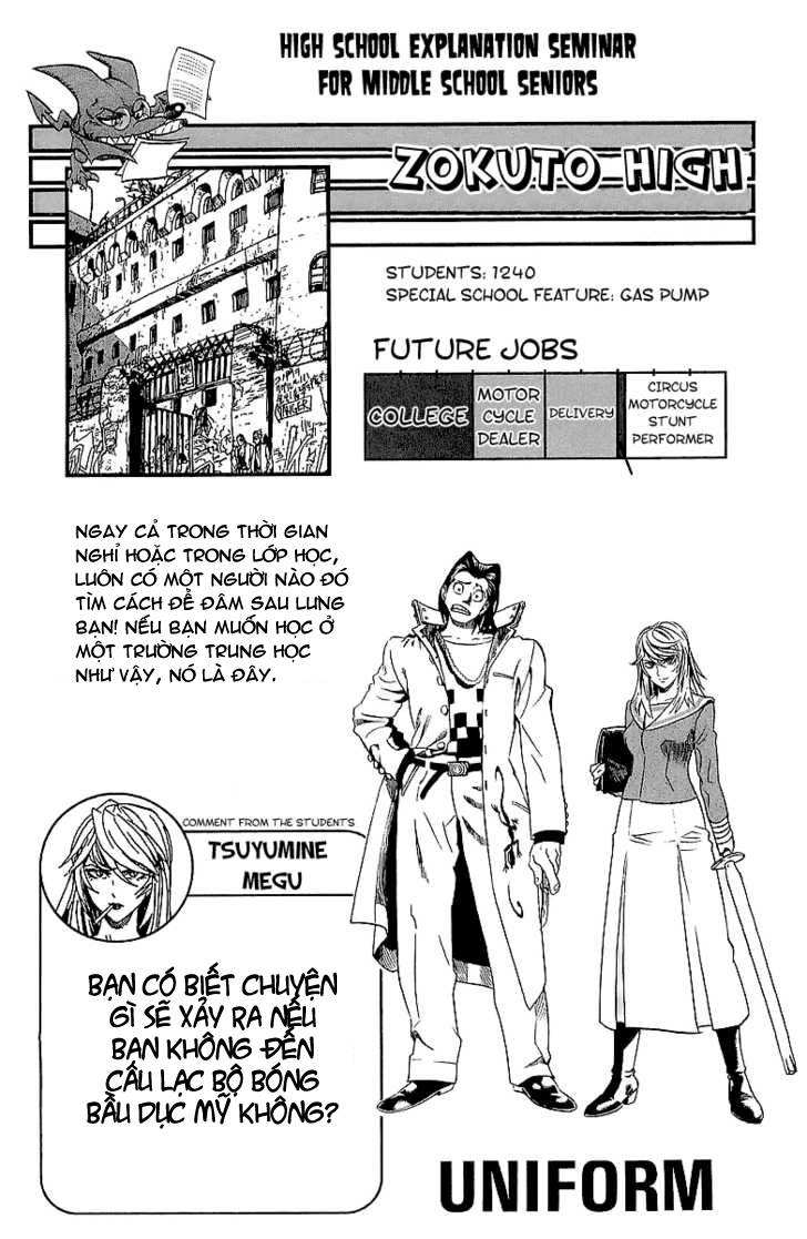 Eyeshield 21 chapter 109 trang 23