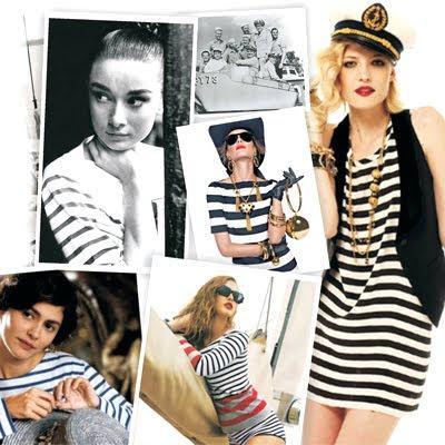 ee1946344e39 A tendência navy é um clássico na história da moda e quase sempre está em  alta durante o verão
