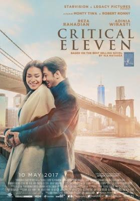 Critical Eleven Poster