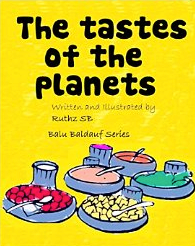 The Tastes of the Planets: LadyD Books