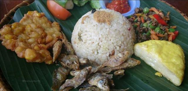 Nasi Jambal Restoran De Leuit Bogor