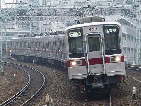 【複々線を爆走!】普通 南栗橋行き5 10030系