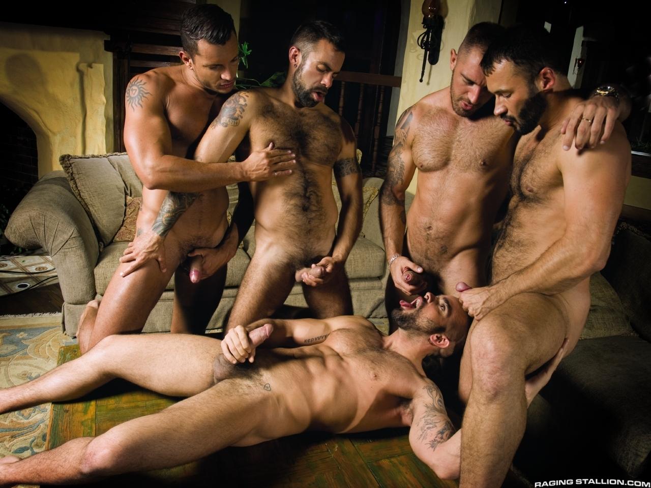 Free hairy men orgies galleries
