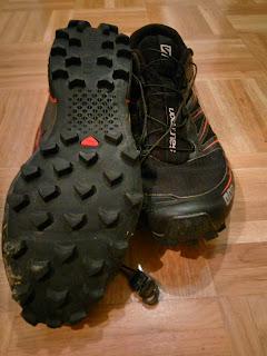 Zapatillas trail barro