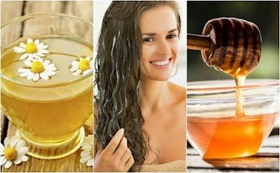 décolorer les cheveux avec des remèdes naturels