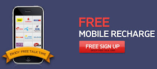 Sign up & get free recharge, register and get free recharge
