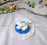 Comprar almendras para recuerdos para boda con almendras blancas personalizadas con iniciales en ciudad de guatemala La fabrica de Bodas by Bermellón