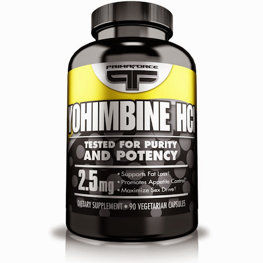PrimaForce Yohimbine HCl Review: Does It Really Work?