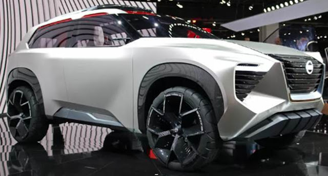 2019 Nissan Xmotion Concept Price