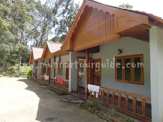 bunglow in munnar, munnar bungalows for rent