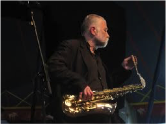 Peter Brötzmann: An Update on the Latest (Day 1) ~ The Free Jazz