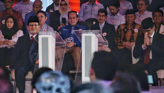 Masalah Hukum Diatasi dari Muara, Prabowo Janjikan Gaji Tinggi penegak Hukum