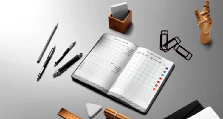 4 agendas 2019 para imprimir en PDF gratis