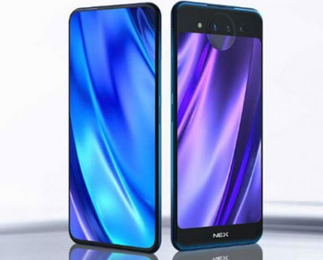 Vivo Nex Dual Display 8GB RAM Variant Spotted on TENAA, Specifications Tipped