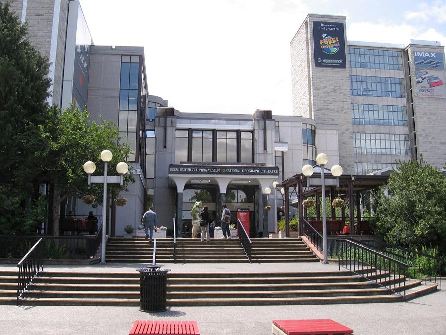 Museu Real da Colúmbia Britânica principais pontos turísticos do Canadá