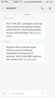 cara registrasi simcard kalau belum punya e-ktp