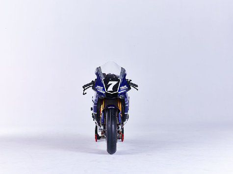 Yamaha yzf r1 ewc racing team from yart automotive news for Yamaha cp4 weight