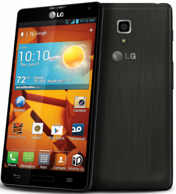 LG Optimus F7 complete specs and features