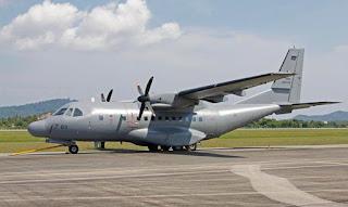 CN-235 TUDM Malaysia