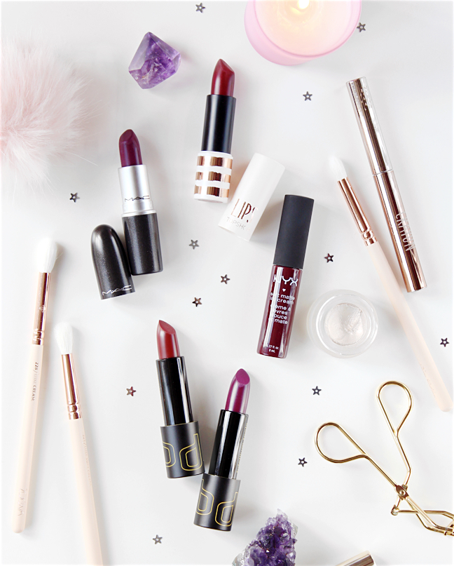 vampy lipstick
