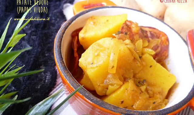 Papas viuda, ovvero patate vedove