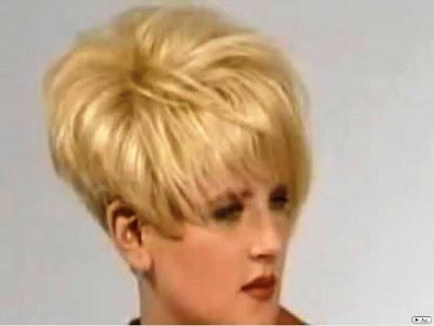 Cortes de pelo en hongo para mujeres