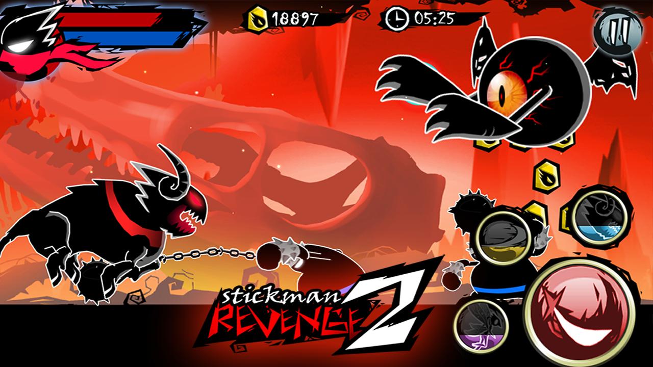 Stickman Revenge 2 v1.1.6 APK + MOD - Direct Link