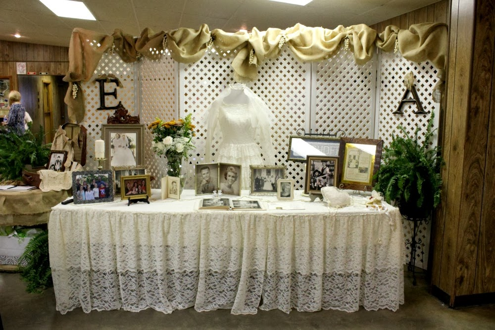 Our Little Piece Of The World: 50th Anniversary Party