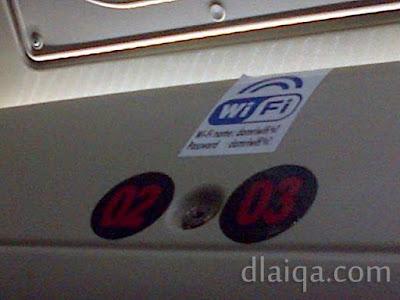 ada fasilitas wi-fi