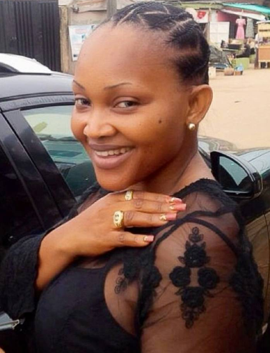 mercy aigbe makeup free photo