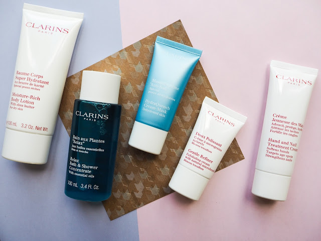 Clarins FEED 10 Gift with Purchase Review