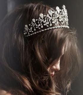 bourbon parma tiara chaumet princess hedwige diamond fuchsiaMarine Vacth