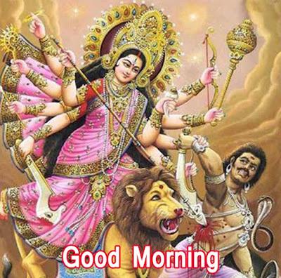 Good Morning Images With Mata Rani