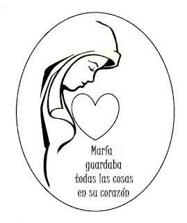 Resultado de imagen de María guardaba todo en su corazón