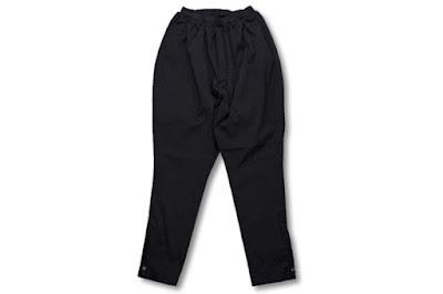 theSakaki [ Track-Suit Trousers ] Black