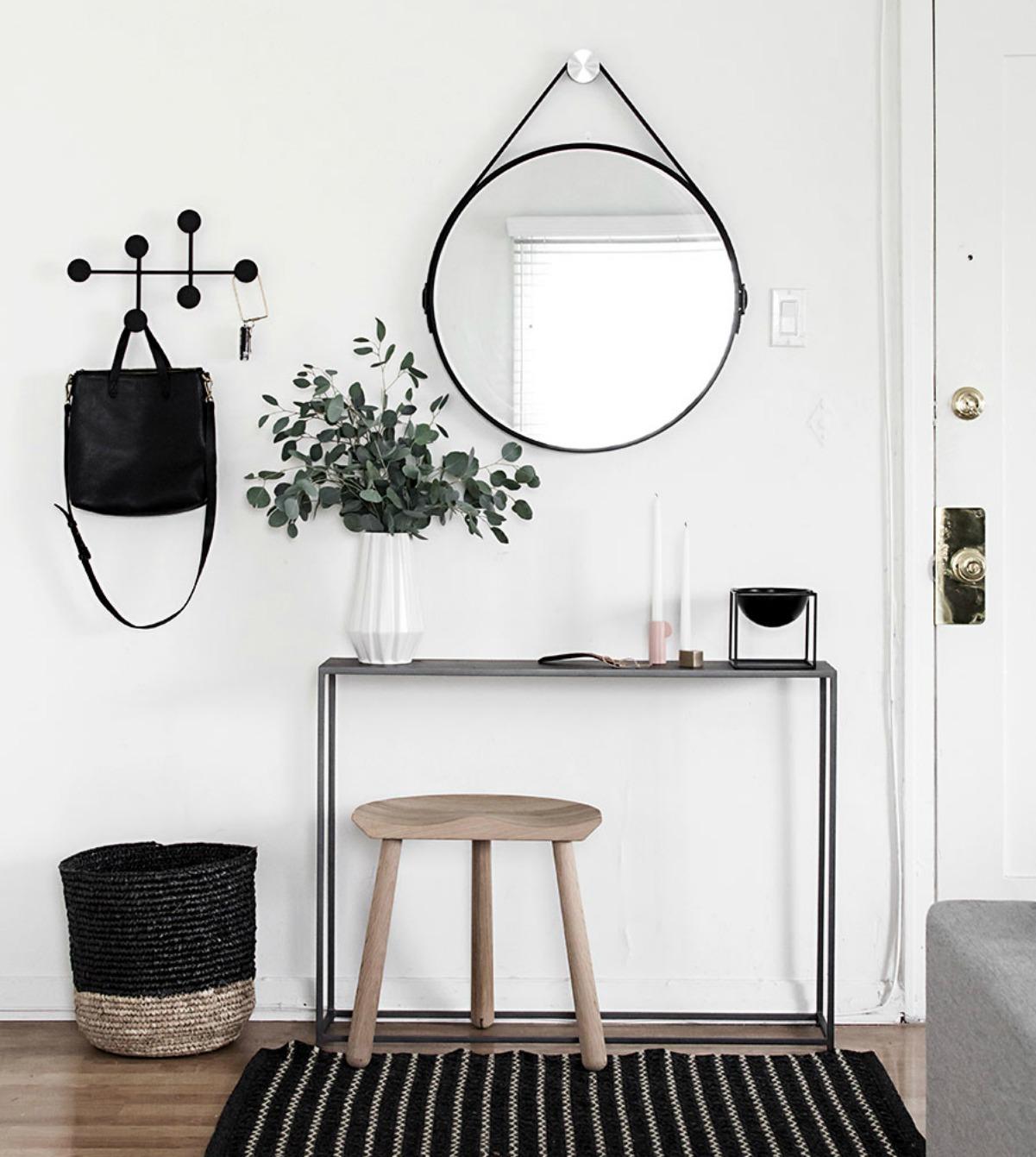 As es el recibidor perfecto diariodeco - Pegatinas para decorar muebles ...