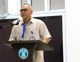 Direktur Politeknik Kesehatan Makassar