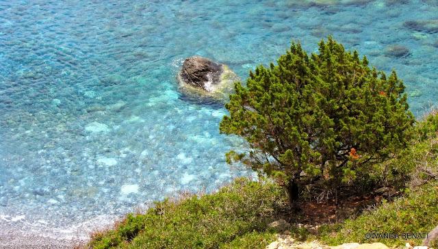 Il mare di Amorgos