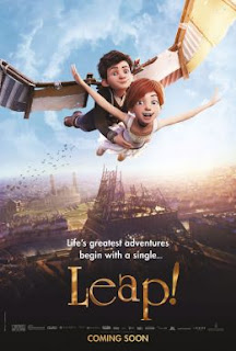 Leap! 2017 Animation movie Trailer