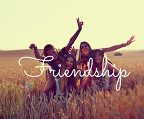 Cute Friendship DP For Whatsapp For Girls