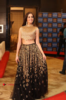 Actress Model Sarah Hopkins Latest Pos in Lehenga Choli at SIIMA Short Film Awards 2017 .COM 0115.JPG
