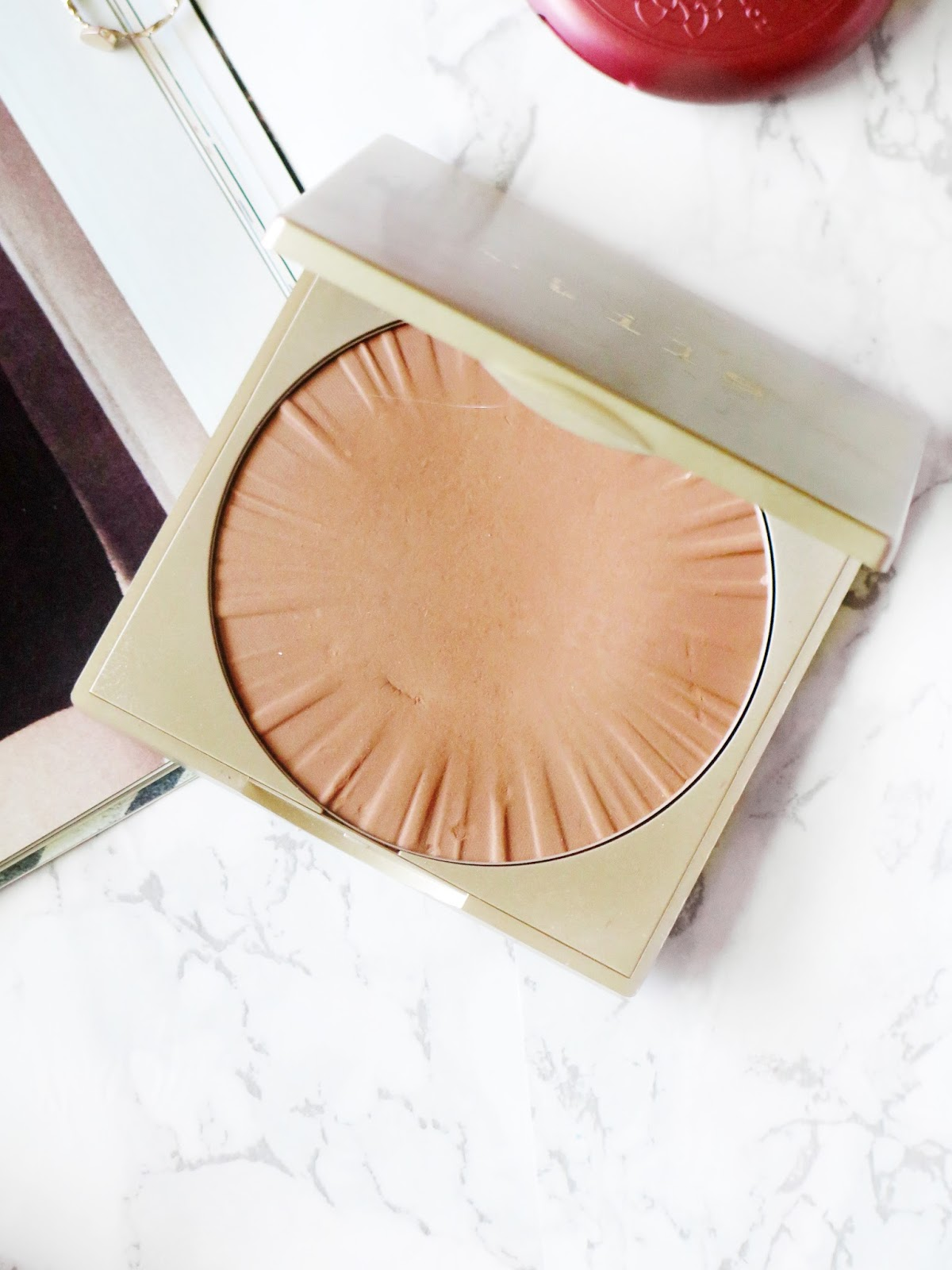 Fair Skin Friendly | Stila Cosmetics Stay All Day Bronzer For Face & Body | Review & Swatches | labellesirene.ca
