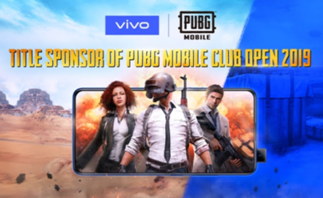 VIVO ANNOUNCES PARTNERSHIP BY TENCENT GAMES AND PUBG CORPORATION TO EMPOWER GAMERS' CONQUEST AT PUBG MOBILE CLUB OPEN 2019