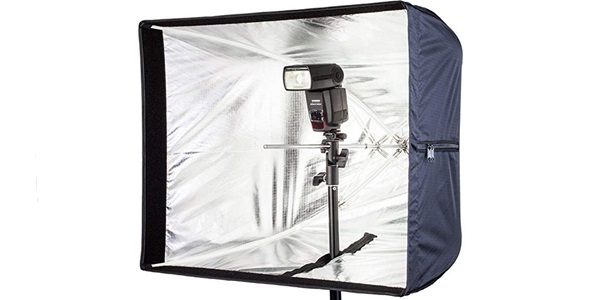 Neomark Rectangular Speedlite Softbox