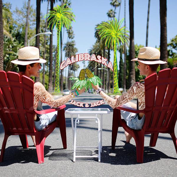 Jack & Jack - Calibraska - EP Cover