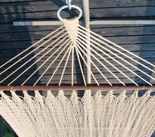 Prime Garden Two Point Tight Weave Caribbean Hammock