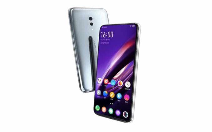 فيفو تكشف رسميا عن هاتف  Vivo Apex 2019