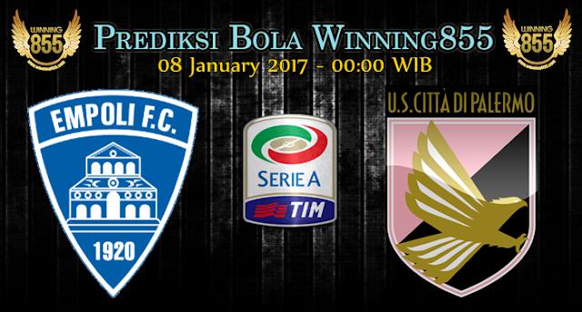 Prediksi Skor Empoli vs Palermo